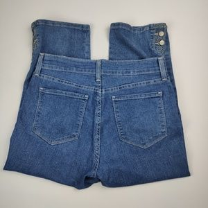 NYDJ Jeans - NYDJ Crop Jeans Size 4